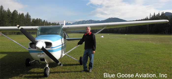 Blue Goose Aviation